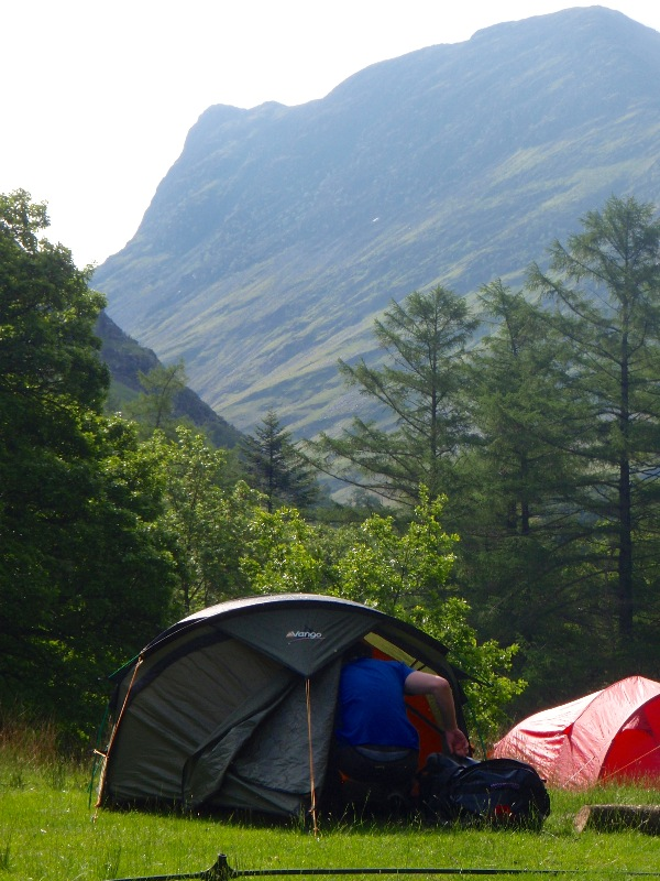 Dalegarth - Nice spot for camping