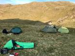 Sprinkling Tarn wild camp